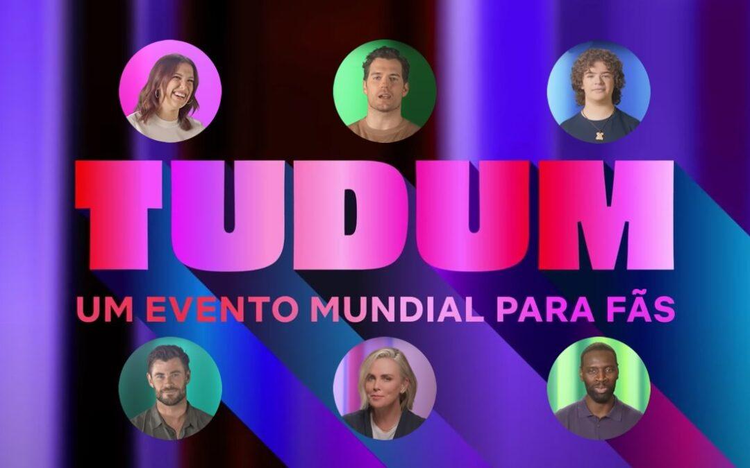 TUDUM | A Netflix anuncia seu evento mundial para fãs no dia 25 de setembro em trailer