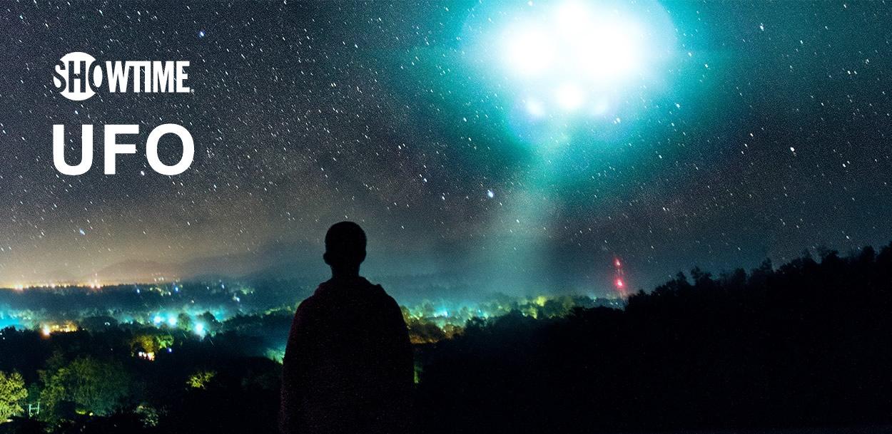 UFO   SHOWTIME divulga trailer da série documental de JJ Abrams sobre objetos voadores não identificados