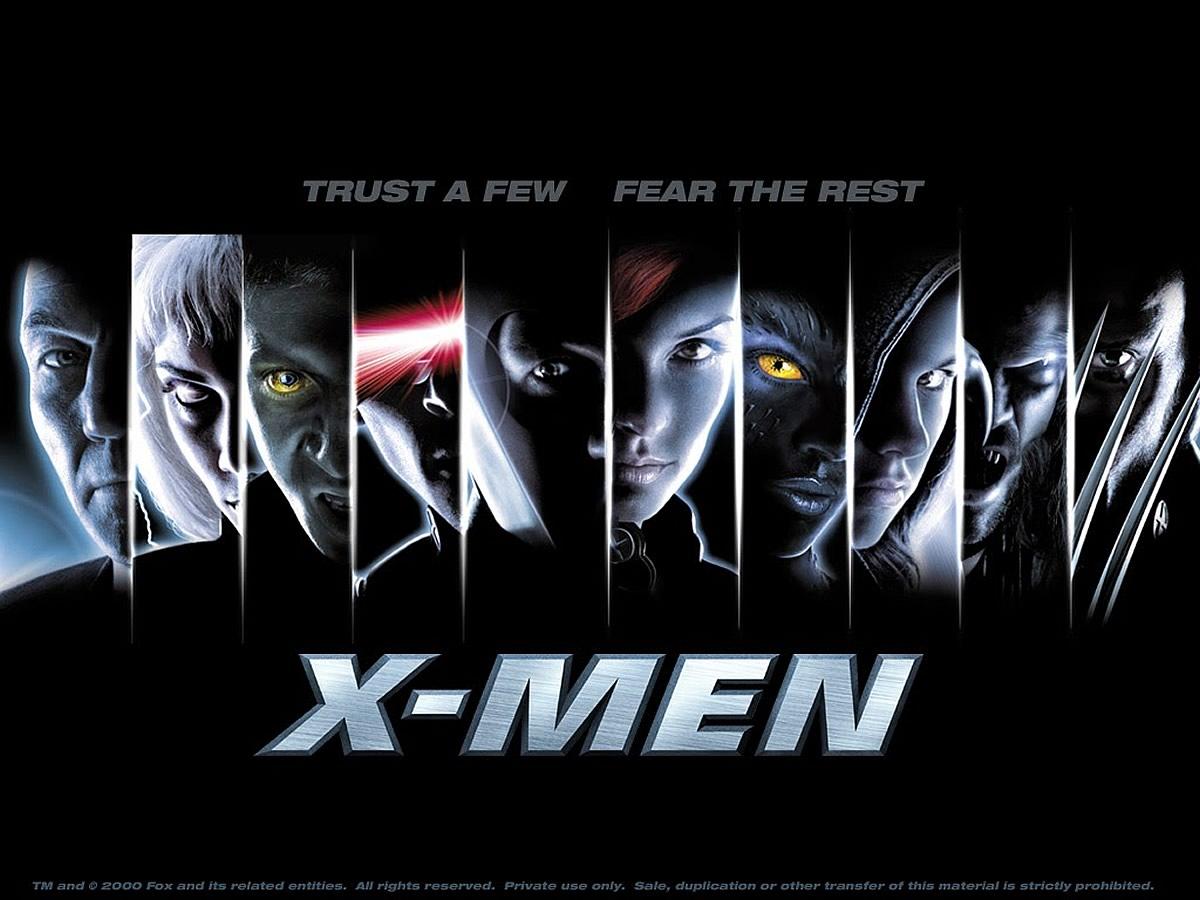 X-Men o filme de 2000 dirigido por Bryan Singer