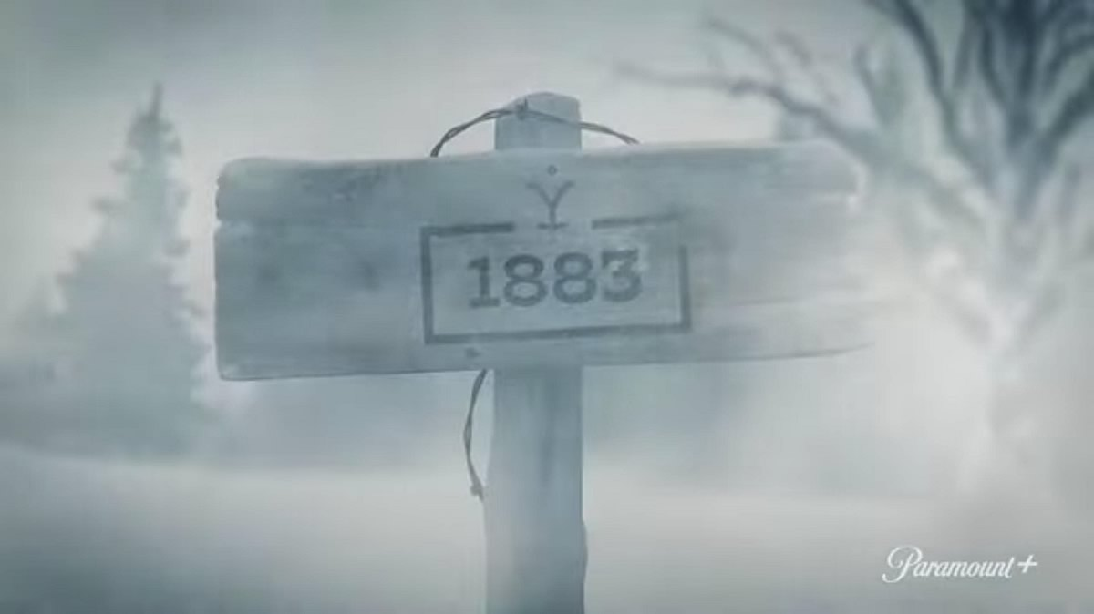 y 1883 serie prequel yellowstone kevin costner - YELLOWSTONE   Y: 1883 série prequel lançamento é anunciado pelo co-criador Taylor Sheridan
