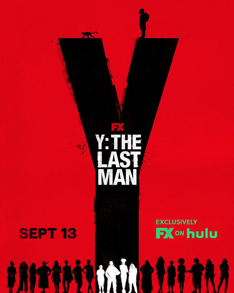 Y: The Last Man   Série da adaptação dos quadrinhos criados por Brian K. Vaughan e Pia Guerra