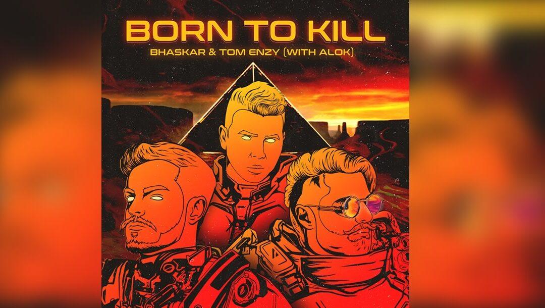 """Alok, Bhaskar e Tom Enzy, com mensagem de superação, mostram que nasceram para a música em """"Born To Kill"""""""