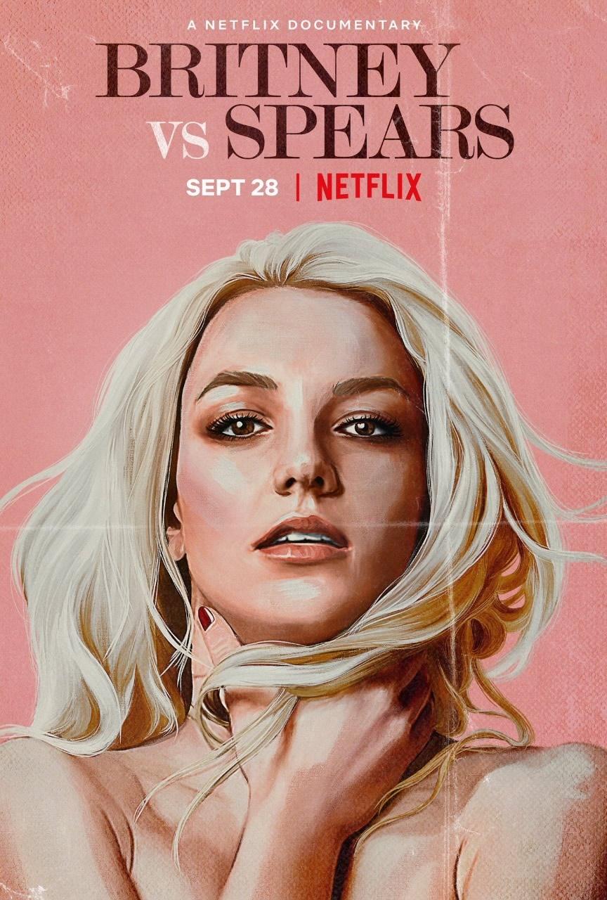 Britney x Spears   Documentário sobre a cantora pop Britney Spears disponível no catálogo da Netflix