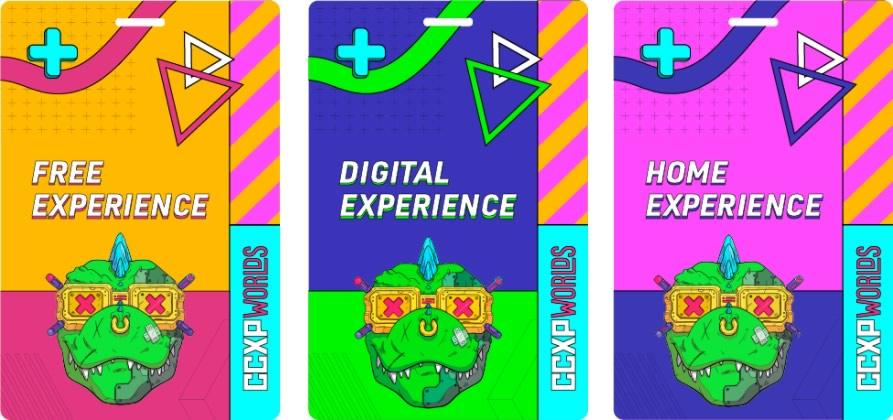 CCXP21 Ingressos - CCXP Worlds: Edição de 2021 | Evento em formato digital tem data e ingressos anunciados e em 2022 serão dois eventos