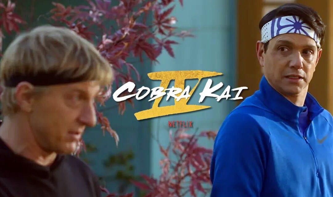 Cobra Kai Temporada 4   Divulgado trailer da quarta temporada da série no evento Tudum da Netflix