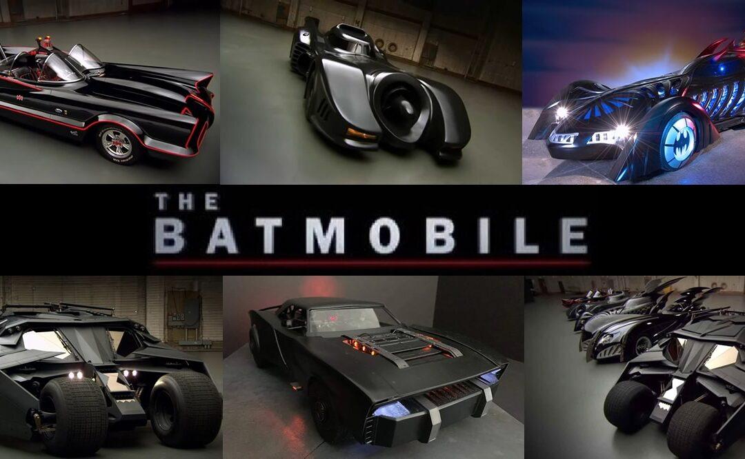 Dia do Batman | Documentário da Warner sobre a evolução do Batmóvel e mostra o vínculo entre o homem e máquina