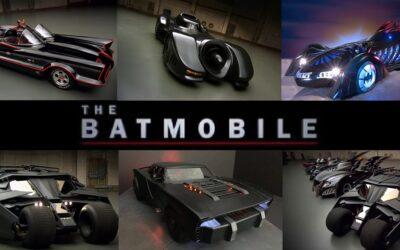 Dia do Batman   Documentário da Warner sobre a evolução do Batmóvel e mostra o vínculo entre o homem e máquina