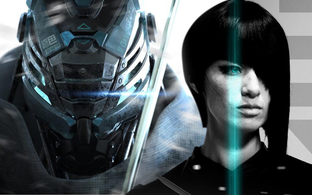E-X-T | Curta-metragem de ficção científica estrelado por Cara Gee de The Expanse e dirigido por Adrian Bobb no canal DUST