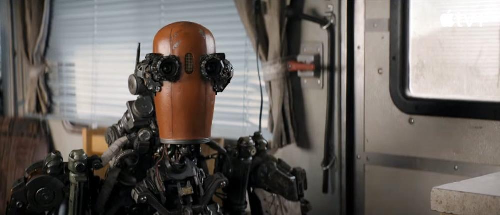 Finch Amblin divulga primeiro trailer ficcao cientifica de Tom Hanks para streaming Apple TV Plus imagem2 - Finch   Amblin divulga o primeiro trailer da ficção científica de Tom Hanks para o streaming Apple TV Plus