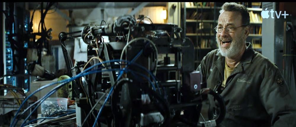Finch Amblin divulga primeiro trailer ficcao cientifica de Tom Hanks para streaming Apple TV Plus imagem5 - Finch   Amblin divulga o primeiro trailer da ficção científica de Tom Hanks para o streaming Apple TV Plus