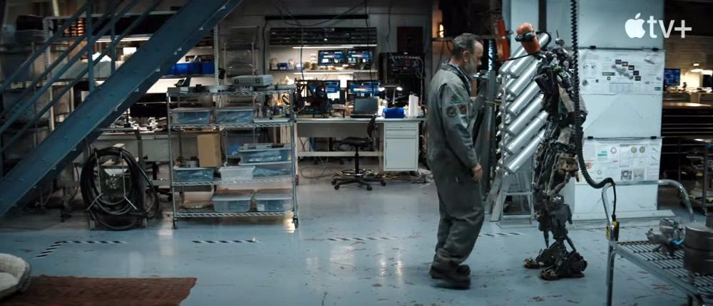 Finch Amblin divulga primeiro trailer ficcao cientifica de Tom Hanks para streaming Apple TV Plus imagem6 - Finch   Amblin divulga o primeiro trailer da ficção científica de Tom Hanks para o streaming Apple TV Plus