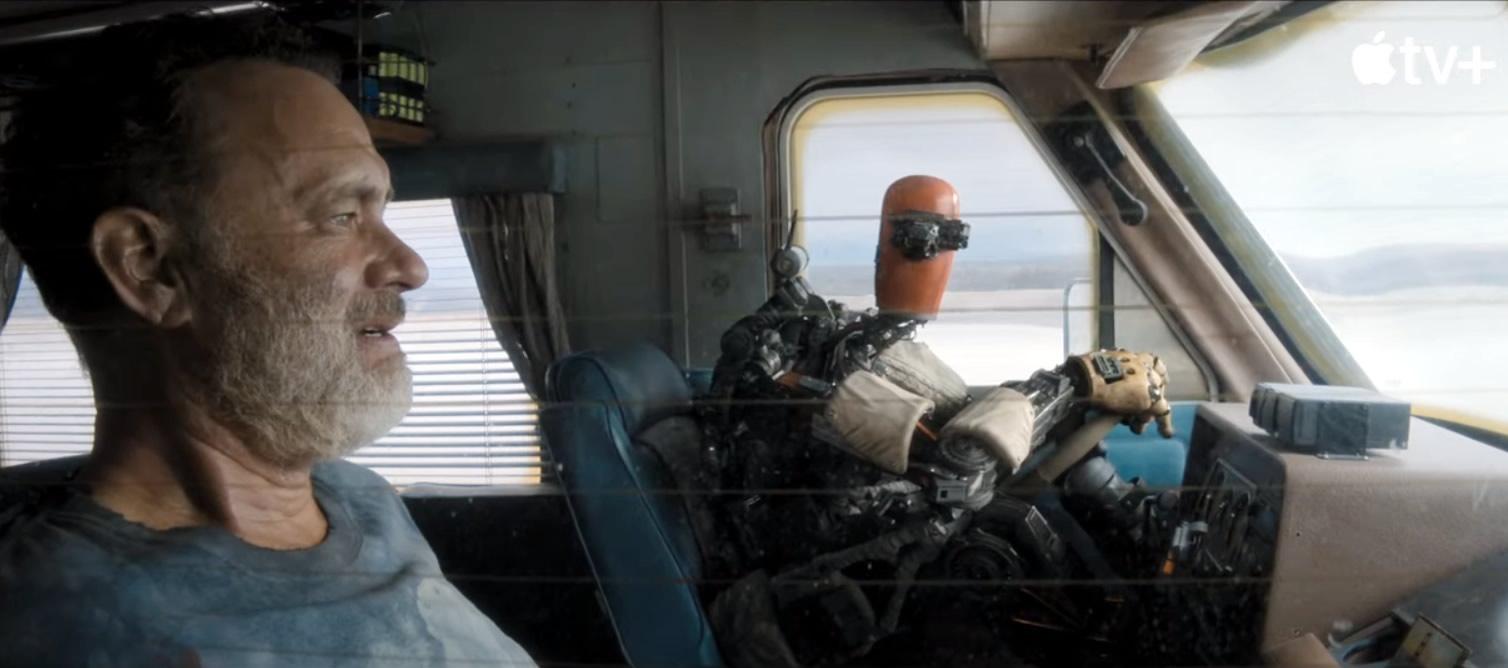 Finch   Amblin divulga o primeiro trailer da ficção científica de Tom Hanks para o streaming Apple TV Plus