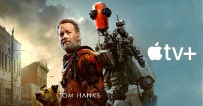 Finch | Filme de ficção científica de Tom Hanks para o streaming Apple TV Plus ganha novo pôster