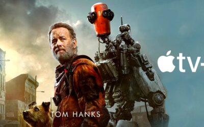 Finch   Filme de ficção científica de Tom Hanks para o streaming Apple TV Plus ganha novo pôster