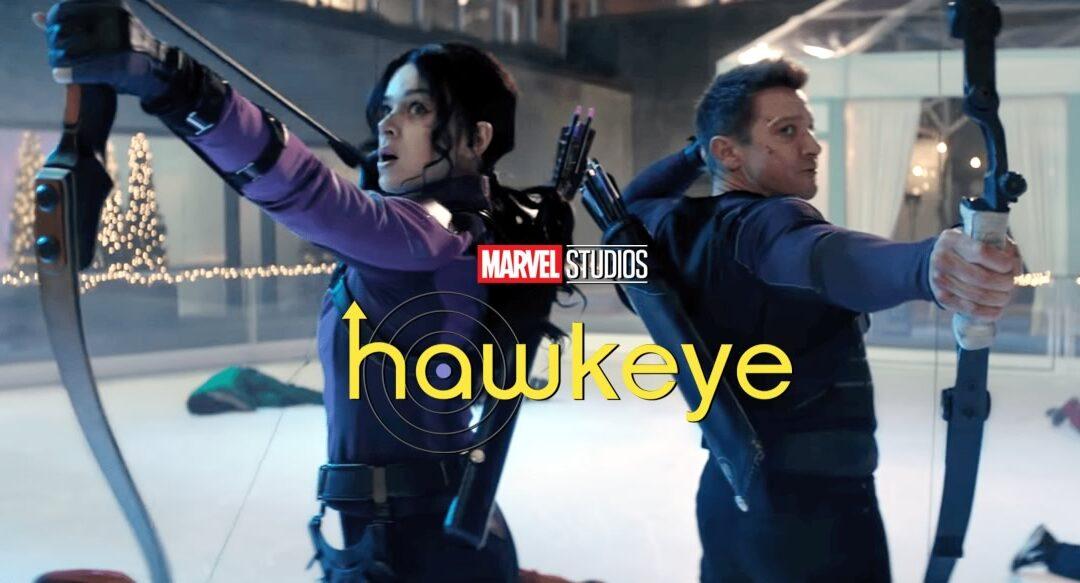 Hawkeye | Marvel Studios divulga teaser trailer e pôster da nova série da Disney Plus com Jeremy Renner e Hailee Steinfeld