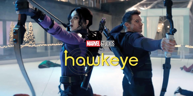 Hawkeye   Marvel Studios divulga teaser trailer e pôster da nova série da Disney Plus com Jeremy Renner e Hailee Steinfeld
