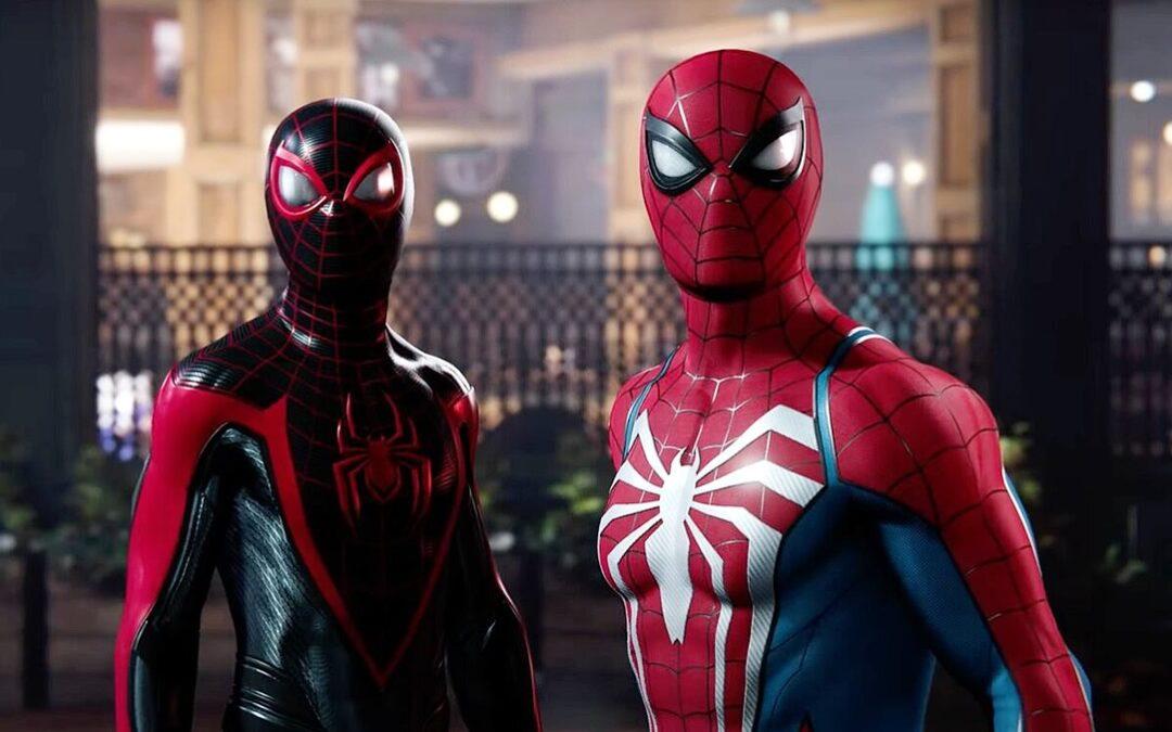 Homem-Aranha 2 | Peter Parker e Miles Morales vão encarar Venom em videogame da Insomniac Games