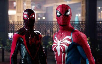 Homem-Aranha 2   Peter Parker e Miles Morales vão encarar Venom em videogame da Insomniac Games