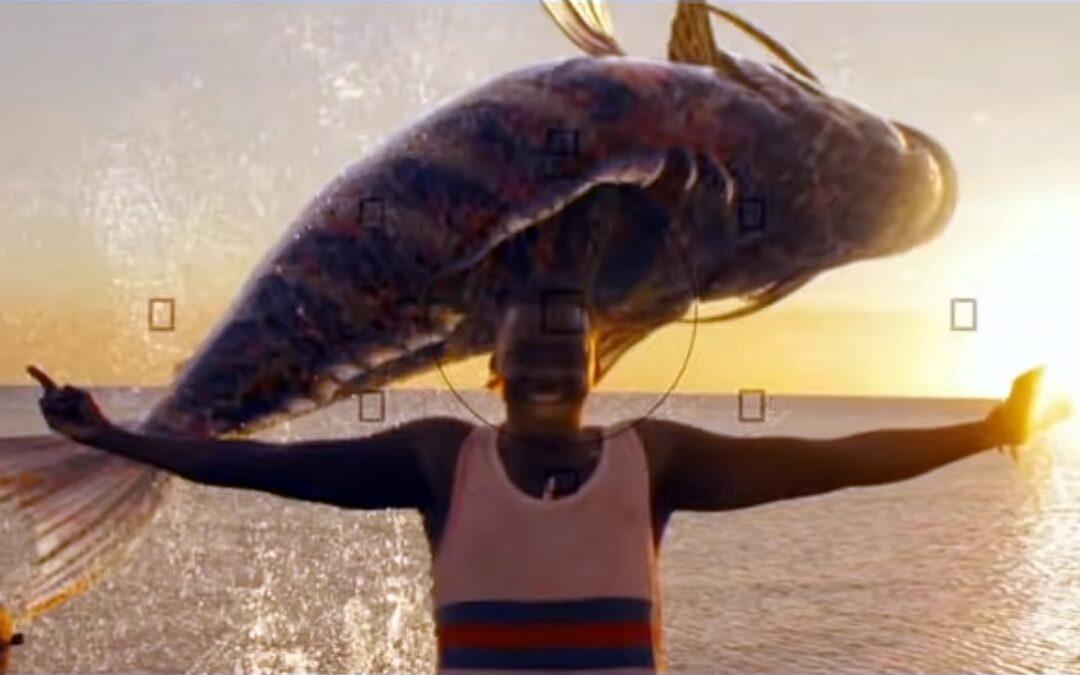 Jonah | Curta-metragem de ficção científica no canal DUST estrelado Daniel Kaluuya, ator do filme Corra