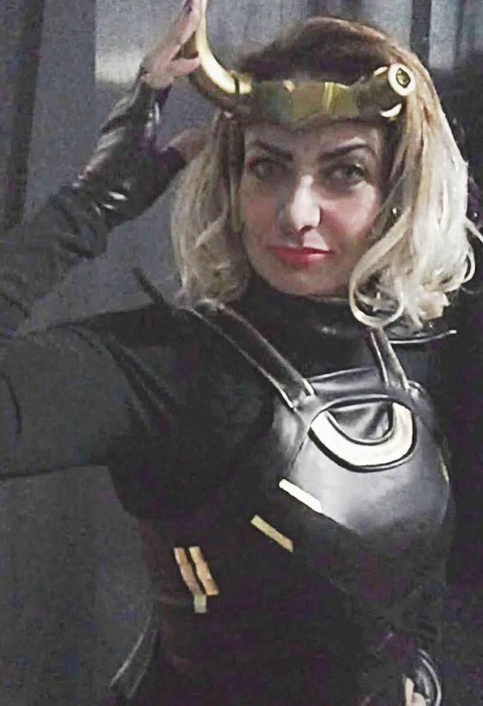 Ju - Cosplay Lady Loki