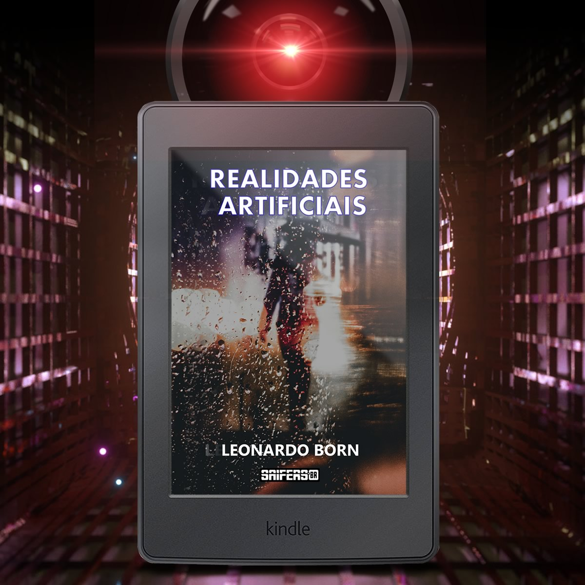 Leonardo Realidades site - Leonardo Born | Escritor de Ficção Científica apresenta histórias de mistério e distopias do universo sci fi em seus livros