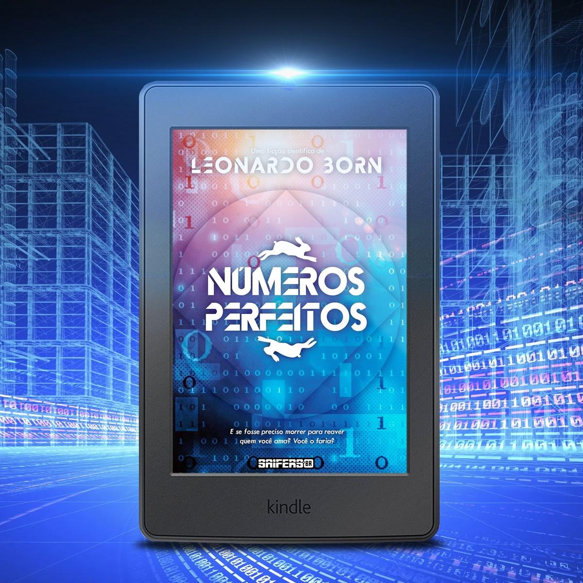 Leonardo numeros site - Leonardo Born | Escritor de Ficção Científica apresenta histórias de mistério e distopias do universo sci fi em seus livros