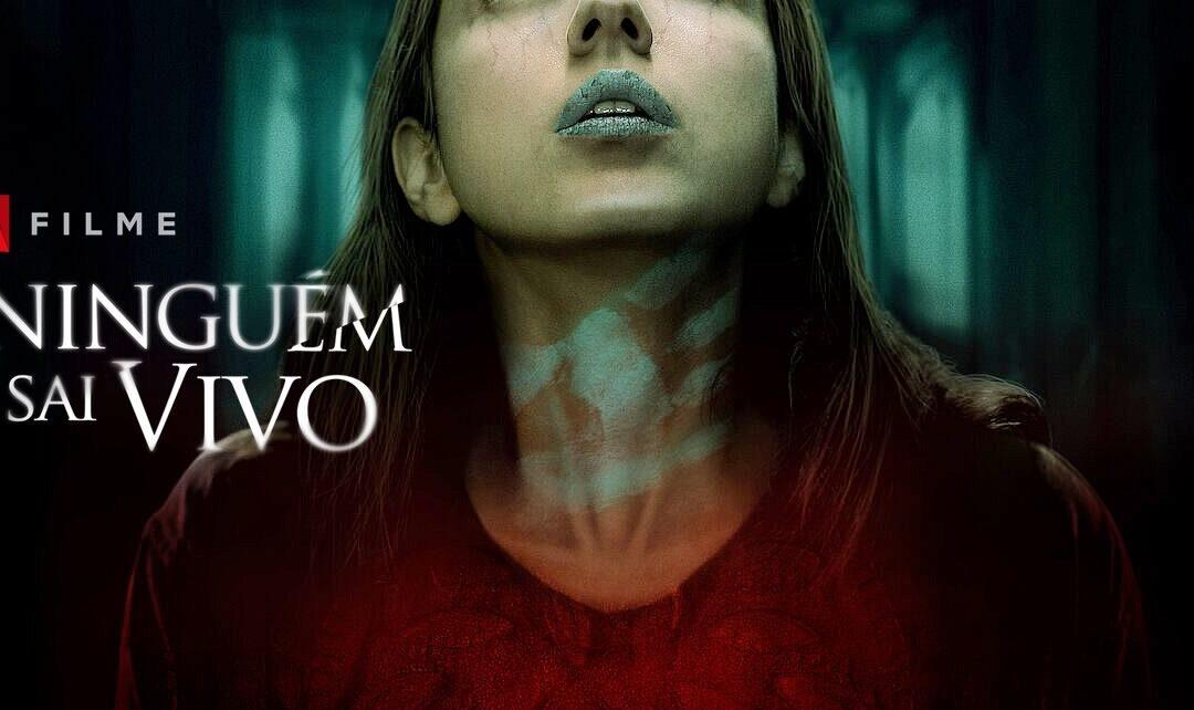 Ninguém Sai Vivo | Filme de terror na Netflix baseado em livro homônimo e dirigido por Santiago Menghini