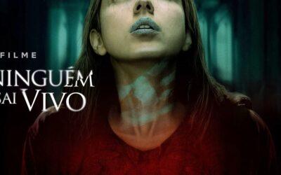 Ninguém Sai Vivo   Filme de terror na Netflix baseado em livro homônimo e dirigido por Santiago Menghini