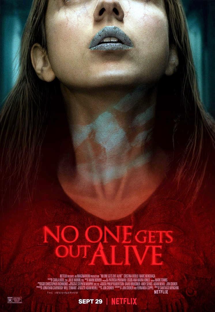 Ninguém Sai Vivo   Análise do filme de terror na Netflix com Cristina Rodlo e dirigido por Santiago Menghini
