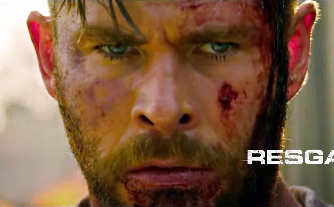 Resgate 2 | Sequência de ação com Chris Hemsworth tem trailer divulgado no evento Tudum da Netflix