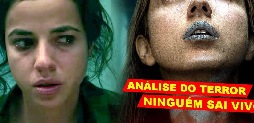 Ninguém Sai Vivo | Análise do filme de terror na Netflix com Cristina Rodlo e dirigido por Santiago Menghini