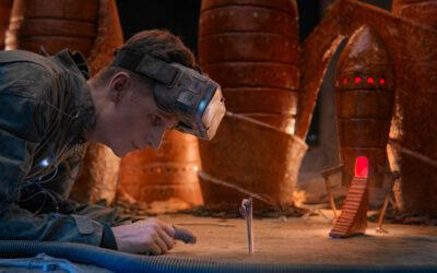 Rocket Roaches | Baratas espaciais em curta-metragem de ficção científica por Mick Mahler no canal DUST