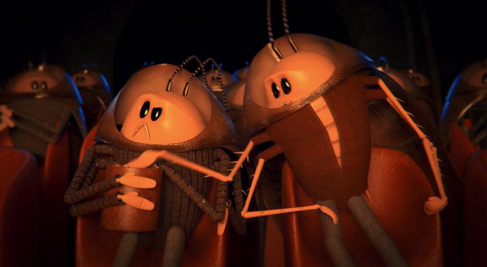 Rocket Roaches curta ficcao cientifica Dust imagem1 - Rocket Roaches | Baratas espaciais em curta-metragem de ficção científica por Mick Mahler no canal DUST