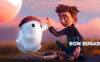 Ron Bugado   20th Century Studios divulga novo trailer da animação em que apresenta o novo melhor amigo das crianças