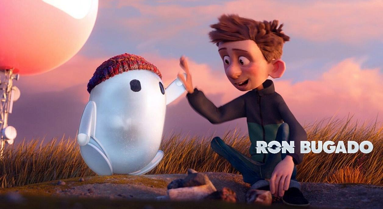Ron Bugado | 20th Century Studios divulga novo trailer da animação em que apresenta o novo melhor amigo das crianças