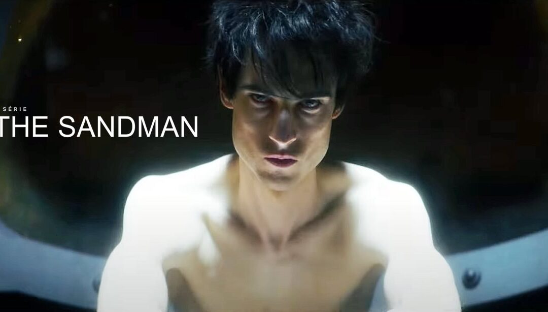 Sandman  | Trailer da série da Netflix baseada na inovadora HQ criada por Neil Gaiman divulgado no evento Tudum
