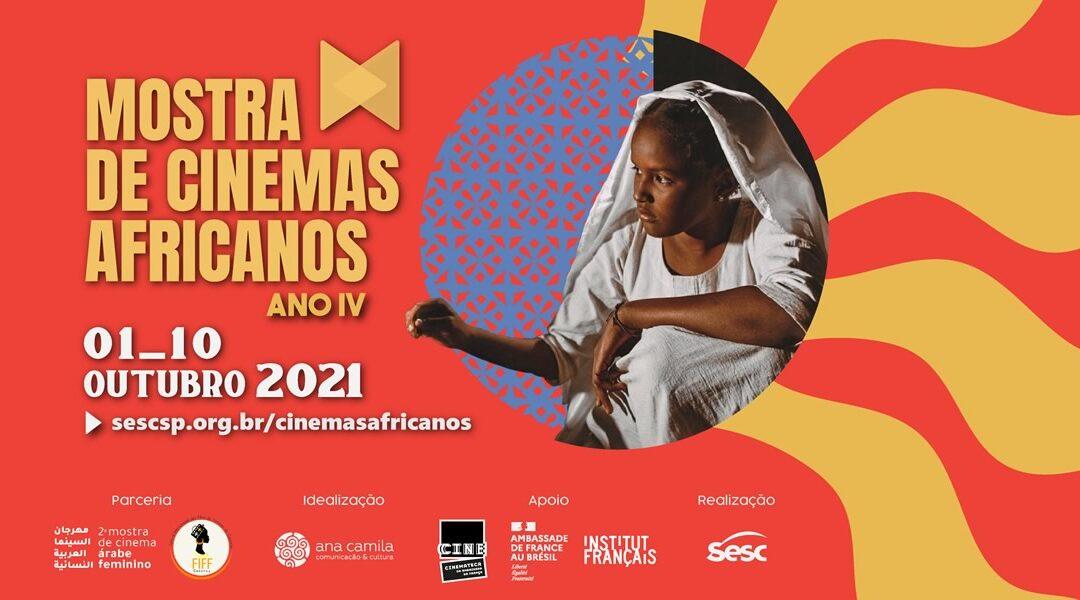 Sesc São Paulo apresenta Mostra de Cinemas Africanos em outubro em evento online e gratuito