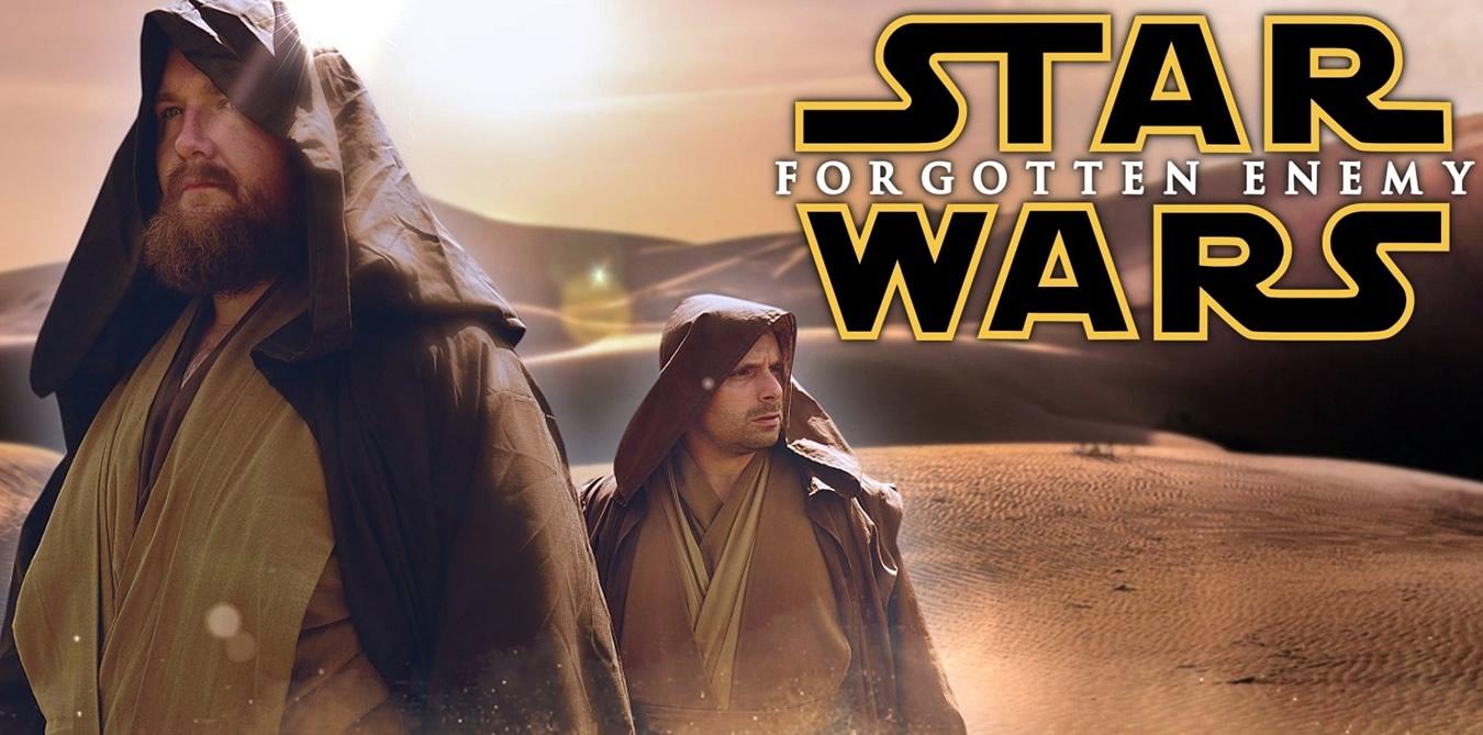 Star Wars: Forgotten Enemy   Lançamento oficial do Fan Film de Star Wars da AListProductions e CWF Entertainment