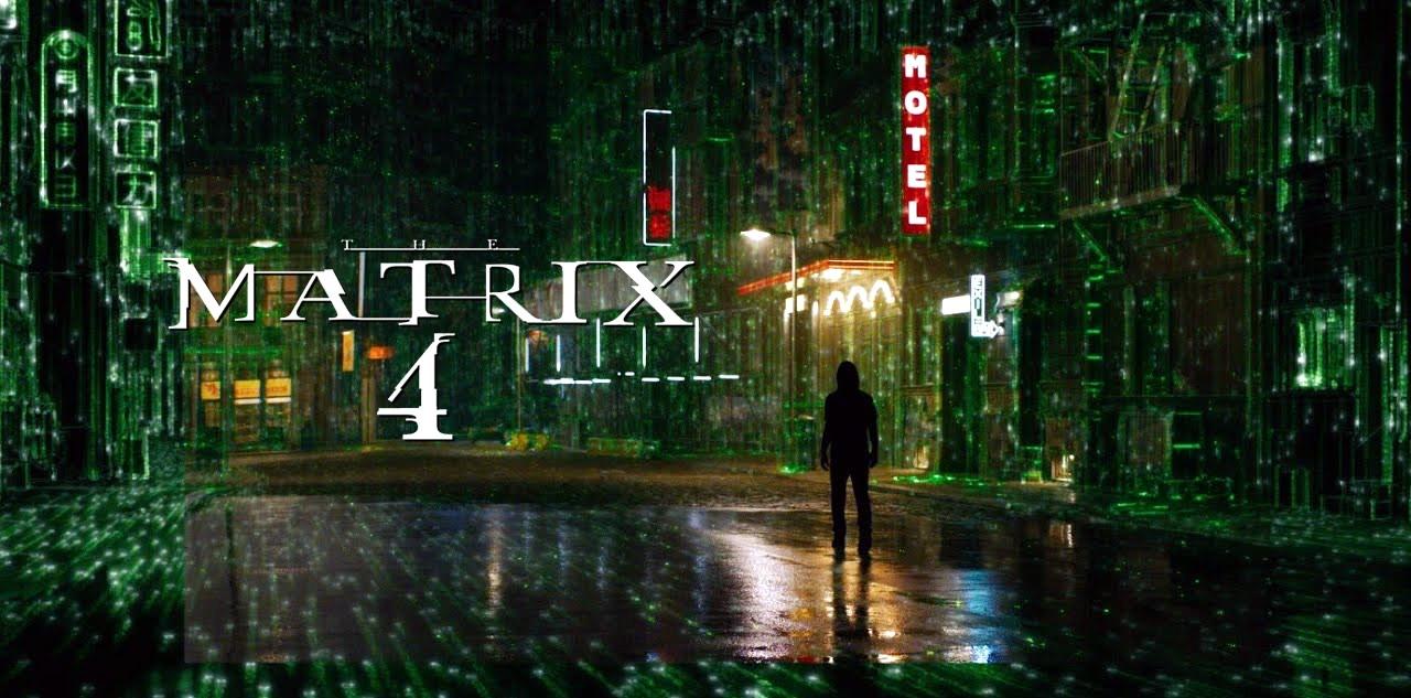THE MATRIX: RESURRECTIONS   Sinopse oficial do filme é divulgada pela Warner Bros mas sem muitos detalhes