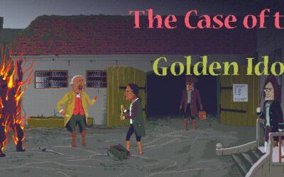 The Case of the Golden Idol   Demo do novo jogo de detetives com dedução de mistérios e assassinatos chega ao Steam Next Fest