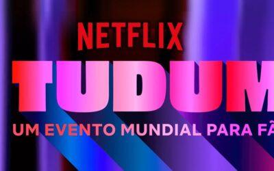 Tudum   Programação completa do primeiro evento mundial da Netflix para fãs que acontecerá em 25 de setembro