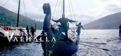 Vikings: Valhalla | Trailer divulgado no evento Tudum da Netflix, a série se passa cem após os eventos da série original
