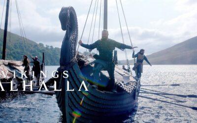 Vikings: Valhalla   Trailer divulgado no evento Tudum da Netflix, a série se passa cem após os eventos da série original