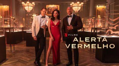 Alerta Vermelho   Comédia de ação com Dwayne Johnson, Ryan Reynolds e Gal Gadot na Netflix