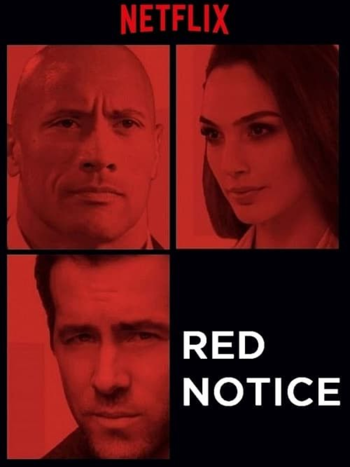 Alerta Vermelho | Comédia de ação com Dwayne Johnson, Ryan Reynolds e Gal Gadot na Netflix