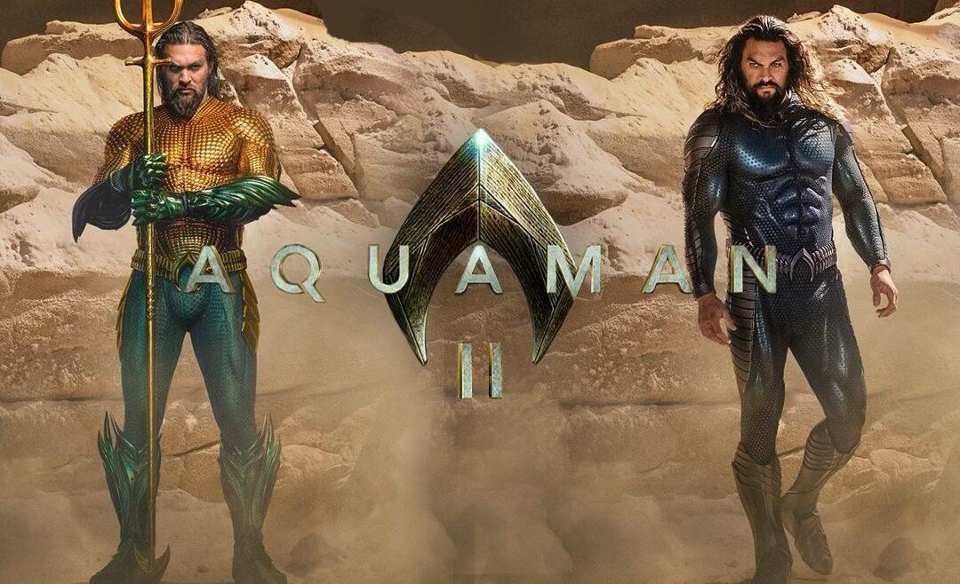 Aquaman and the Lost Kingdom | Jason Momoa revela em seu instagram o novo traje para a sequência