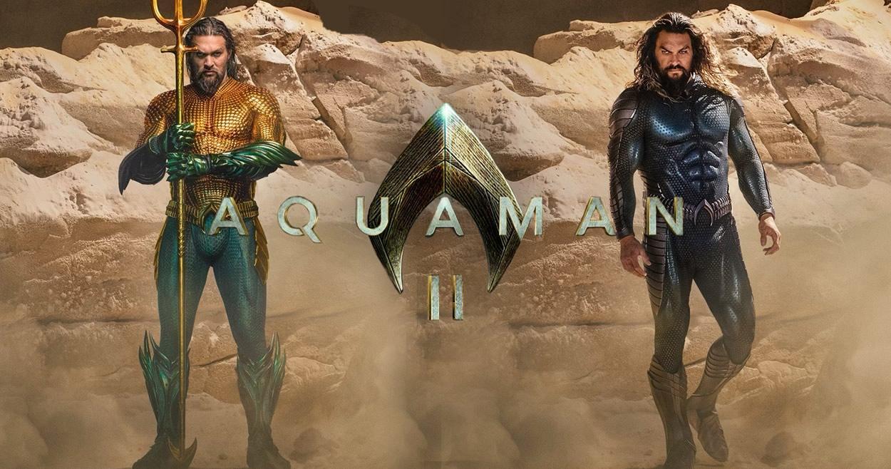 Aquaman and the Lost Kingdom   Jason Momoa revela em seu instagram o novo traje para a sequência