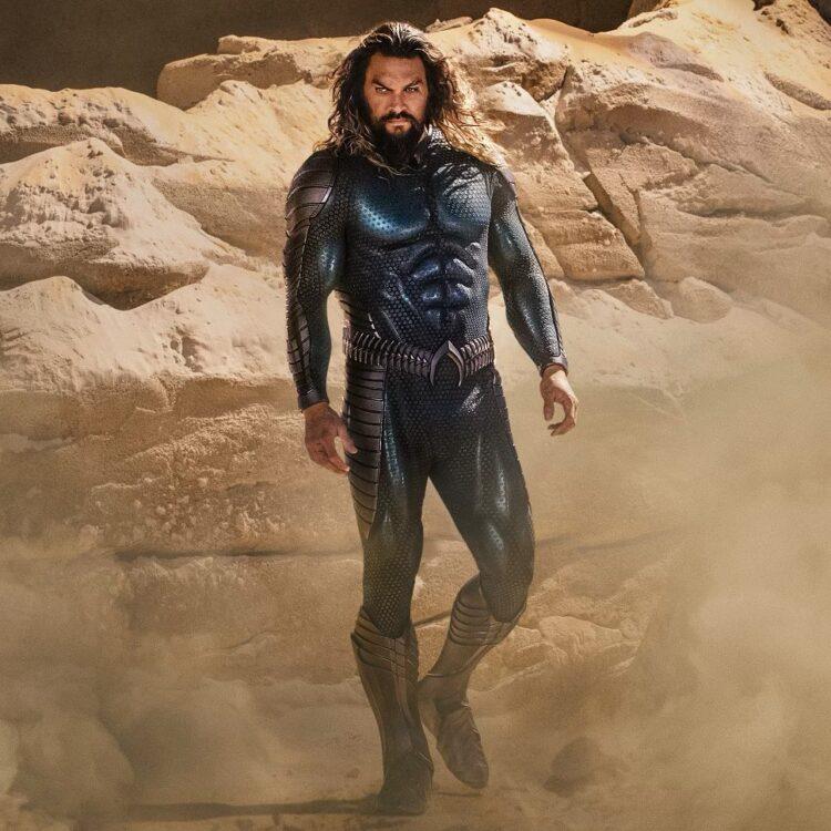 aquaman and the lost kingdom jason momoa revela em seu instagram o novo traje preto 750x750 - Aquaman and the Lost Kingdom   Jason Momoa revela em seu instagram o novo traje para a sequência