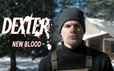 DEXTER: NEW BLOOD   Showtime divulgou trailer que mostra a volta do seu filho Harrisonn Morgan e Debra Morgan