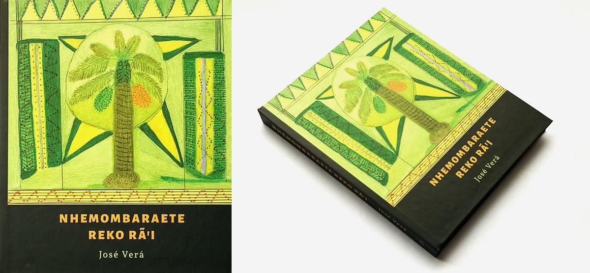 Livro bilíngue reúne Desenhos e Histórias da Cultura Guarani